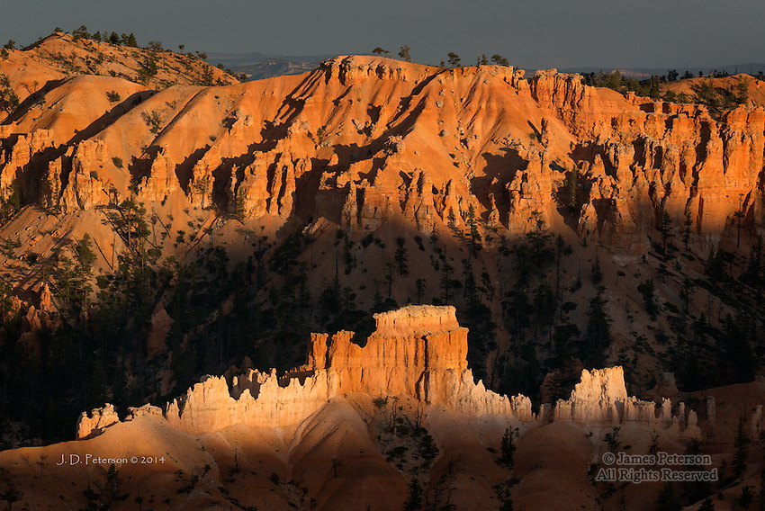 Red Wall, Bryce Canyon, Utah