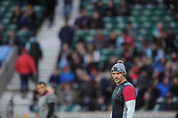 Paul Gustard, Harlequins Head of Rugby, during Big Game 11, the Gallagher Premiership Rugby match between Harlequins and Wasps, at Twickenham Stadium on Saturday 29th December 2018 (Photo by Rob Munro/Stewart Communications)