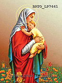 Alfredo, EASTER RELIGIOUS, paintings, BRTOLP7441,#er# Ostern, religiös, Pascua, relgioso, illustrations, pinturas