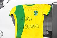 23/01/2021 - ATO FORA BOLSONARO EM CURITIBA