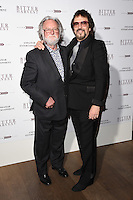 "Doug Milsome and director, George Mendeluk<br /> arrives for the ""Bitter Harvest"" Gala Screening at the Ham Yard Hotel, London<br /> <br /> <br /> ©Ash Knotek  D3230  20/02/2017"