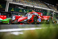 #82 RISI COMPETIZIONE (USA) - ORECA 07/GIBSON - LMP2 - RYAN CULLEN (GBR) / OLIVER JARVIS (GBR) /FELIPE NASR (BRA) - OFFICIAL PICTURE 24 HOURS OF LE MANS