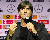 Bundestrainer Joachim Loew (Deutschland Germany) - 15.05.2018: Vorläufige WM-Kaderbekanntgabe, Deutsches Fußballmuseum Dortmund