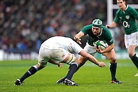 Rory Best of Ireland in action during the RBS 6 Nations match between Ireland and England at the Aviva Stadium, Dublin on Sunday 10 February 2013 (Photo by Rob Munro)