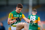 Joe O'Connor, Kerry before the Allianz Football League Division 1 South between Kerry and Dublin at Semple Stadium, Thurles on Sunday.