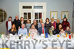 80th Birthday : Micheal Fitzgerald, Moyvane celebrating his 80th birthday with family & friends at the Listowel Arms Hotel on Saturday night last.