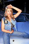 Various portrait sessions of Femme Fatale vocalist Lorraine Lewis.