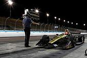 2018 Verizon IndyCar Series Phoenix testing<br /> Phoenix Raceway, Avondale, Arizona, USA<br /> Saturday 10 February 2018<br /> James Hinchcliffe, Schmidt Peterson Motorsports Honda<br /> World Copyright: Phillip Abbott/LAT Images<br /> <br /> ref: Digital Image abbott_phxTest2018_8161