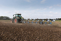 16.9.2020 Ploughing in the Lincolnshire Fens<br /> ©Tim Scrivener Photographer 07850 303986<br />      ....Covering Agriculture In The UK.