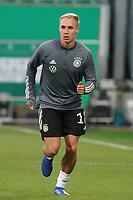 Florian Krüger (Deutschland, Germany U21)<br /> - 13.10.2020: Deutschland vs. Bosnien-Herzegowina, U21 EM-Qualifikation, Sportpark Ronhof Fuerth<br /> DISCLAIMER: DFB regulations prohibit any use of photographs as image sequences and/or quasi-video.