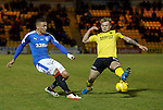 James Tavernier and Ryan Currie