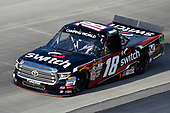NASCAR Camping World Truck Series<br /> Bar Harbor 200<br /> Dover International Speedway, Dover, DE USA<br /> Friday 2 June 2017<br /> Noah Gragson, Switch Toyota Tundra<br /> World Copyright: Nigel Kinrade<br /> LAT Images<br /> ref: Digital Image 17DOV1nk05166