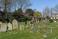 Friedhof, Insel Sark, Kanalinseln
