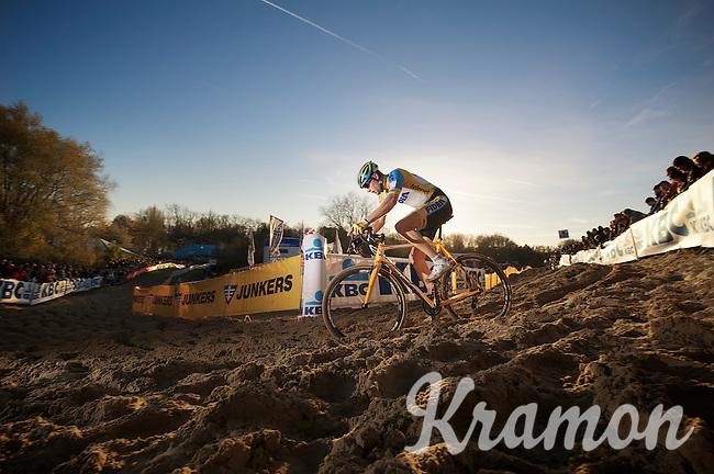 Rob Peeters (BEL)<br /> <br /> Vlaamse Duinencross Koksijde 2013