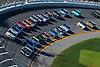 Aric ALMIROLA (USA), FORD Stewart Haas Racing, #10, Brad KESELOWSKI (USA), FORD Team Penske, #2,  62nd DAYTONA 500, 2020