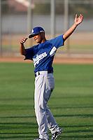 Jan Vazquez ---  AZL Dodgers - 2009 Arizona League.Photo by:  Bill Mitchell/Four Seam Images