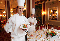 Norway Nobel Chefs by Fredrik Naumann