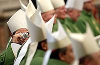 20121028 VATICANO: PAPA BENEDETTO XVI CHIUDE IL SINODO DEI VESCOVI