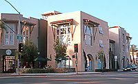 "San Diego: Kensington Park Plaza. Jensen needed an ""anchor"" --Starbucks."