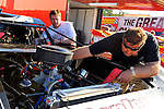 Feb 10, 2009; 4:02:02 PM; Barberville, FL, USA; UMP DIRTcar Racing Series for the 38th Annual ALLTEL DIRTcar Nationals by UNOH at Volusia Speedway Park.  Mandatory Credit: (thesportswire.net)
