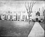 Frederick Stone negative. St. John's Parish house.<br />Undated photo.