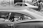 Child of colour asleep in a car Manhattan New York  1969, USA