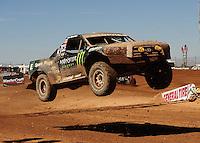 Apr 16, 2011; Surprise, AZ USA; LOORRS driver Rick Huseman (36) during round 3 at Speedworld Off Road Park. Mandatory Credit: Mark J. Rebilas-.
