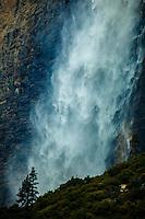 Mammoth Waterfall