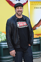 Joey Fatone @ the premiere of 'Sausage Party' held @ the Regency Village theatre.<br /> August 9, 2016