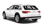 Car pictures of rear three quarter view of 2017 Audi A4-Allroad Design-Luxe 5 Door wagon Angular Rear