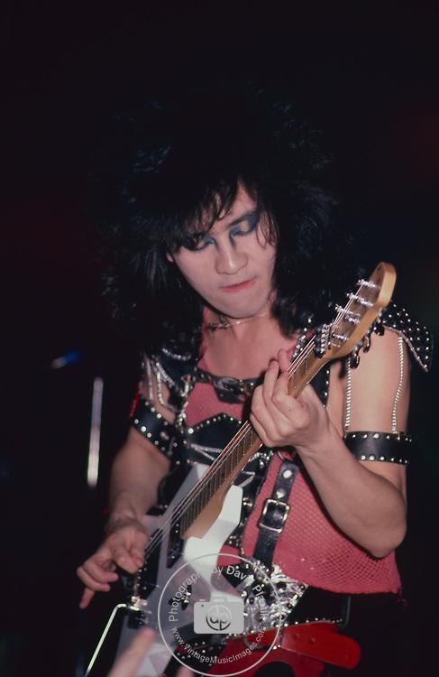 Loudness<br /> May 1985 Agora ballroom<br /> Hartford, Conneticut