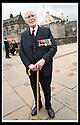 02/06/2008   Copyright Pic: James Stewart.File Name : sct_jspa01_veterans.FORMER ROYAL ENGINEER, LIEUTENANT COLONEL FRANK SAUNDERS, 101, AT THE LAUNCH OF THE VETERANS DAY EVENT LAUNCH AT STIRLING CASTLE.....James Stewart Photo Agency 19 Carronlea Drive, Falkirk. FK2 8DN      Vat Reg No. 607 6932 25.Studio      : +44 (0)1324 611191 .Mobile      : +44 (0)7721 416997.E-mail  :  jim@jspa.co.uk.If you require further information then contact Jim Stewart on any of the numbers above........