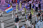 Luxembourg delegation (LUX),<br />JULY 23, 2021 : <br />Tokyo 2020 Olympic Games Opening Ceremony at the Olympic Stadium in Tokyo, Japan. <br />(Photo by MATSUO.K/AFLO SPORT)