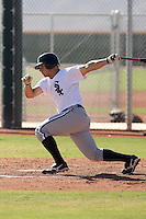 Josh Phegley - Chicago White Sox, 2009 Instructional League.Photo by:  Bill Mitchell/Four Seam Images..