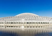 Innovation, Science and Technology building at Florida Polytechnic University, Lakeland, Florida, USA