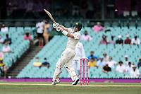 8th January 2021; Sydney Cricket Ground, Sydney, New South Wales, Australia; International Test Cricket, Third Test Day Two, Australia versus India; Steve Smith of Australia plays a hook shot