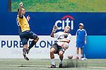 USRC vs Wallsend Boys Club during the Masters tournament of the HKFC Citi Soccer Sevens on 22 May 2016 in the Hong Kong Footbal Club, Hong Kong, China. Photo by Li Man Yuen / Power Sport Images