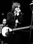 Kinks 1977 Ray Davies on Supersonic.© Chris Walter.