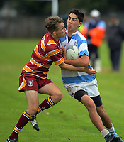 170429 Under-15 College Rugby - Heretaunga College v St Pat's Silverstream