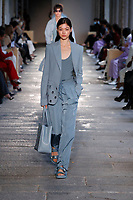 SEP 2020 BOSS Spring 2021 Ready-to-Wear collection catwalk fashion show