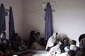 Kopisa Province, Afghanistan<br /> November, 2001<br /> <br /> Mahmood Raqi Hospital.<br /> <br /> A feeding center for malnourished children funded by Action Contra la Faim.