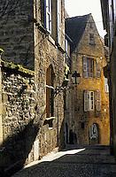Europe/France/Aquitaine/24/Dordogne/Vallée de la Dordogne/Périgord/Périgord Noir/Sarlat-la-Canéda: Rue Magnanat