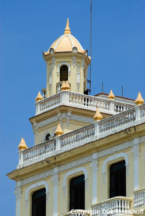 Cuba, Habana,  an der Plaza Vieja, Unesco-Weltkulturerbe