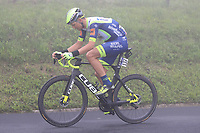 22nd May 2021, Monte Zoncolan, Italy; Giro d'Italia, Tour of Italy, route stage 14, Cittadella to Monte Zoncolan; 137 TAARAMÄE Rein EST