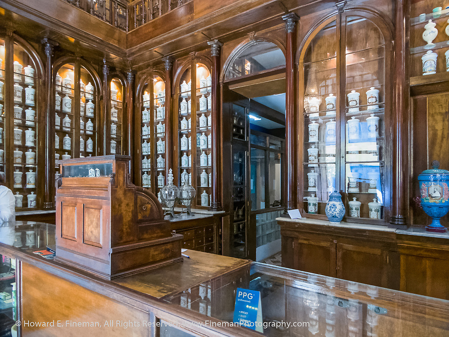 Old Apothecary in Old Havana