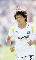 Aya Miyama,..Saint Louis Athletica and LA Sol, played to a 0-0 tie at Robert Hermann Stadium in St Louis, MO. April 25 2009.