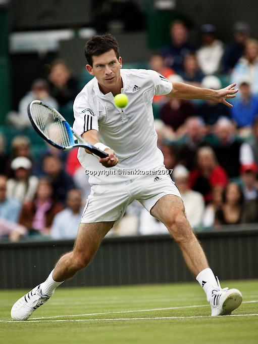 27-6-07,England, Wimbldon, Tennis,    Henman