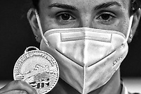 SCALIA Silvia Italian Champion<br /> 50m Backstroke Women<br /> Roma 11/08/2020 Foro Italico <br /> FIN 57 Trofeo Sette Colli 2020 Internazionali d'Italia<br /> Photo Andrea Staccioli/DBM/Insidefoto