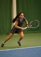 20131201,Netherlands, Almere,  National Tennis Center, Tennis, Winter Youth Circuit, Phillis Vanenburg   <br /> Photo: Henk Koster