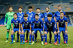 Ulsan Hyundai squad pose for team photo during the AFC Champions League 2017 Group E match between Ulsan Hyundai FC (KOR) vs Brisbane Roar (AUS) at the Ulsan Munsu Football Stadium on 28 February 2017 in Ulsan, South Korea. Photo by Victor Fraile / Power Sport Images